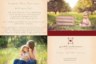 milwaukee baby child family photographer specials