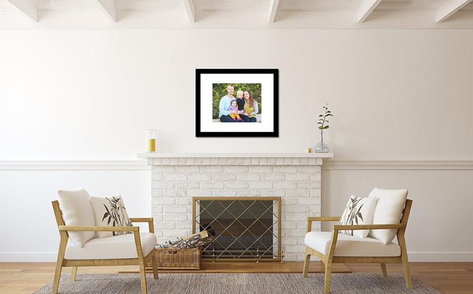 Fireplace-16x20frame